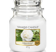 Camelia Blossom,  Medium Jar, Yankee Candle