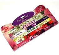 Rökelser, Presentbox Floral, Square Pack