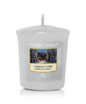 Candlelit Cabin, Votivljus / Samplers, Yankee Candle