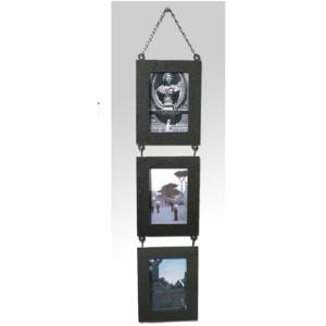 Tre ramar hängande, 10 X 15 cm