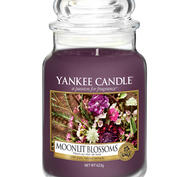 Moonlit Blossoms, Large Jar, Yankee Candle