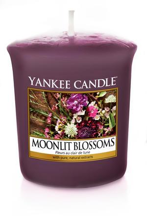 Moonlit Blossoms, Votivljus / Samplers, Yankee Candle