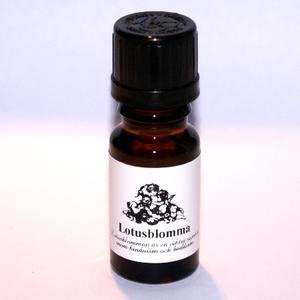 Lotusblomma, parfymolja