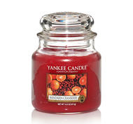 Mandarin Cranberry, Medium jar, Yankee Candle