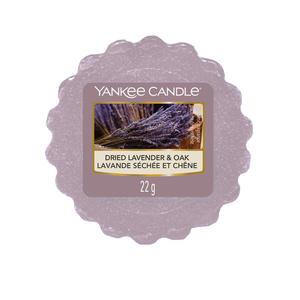 Dried Lavender & Oak, Vaxkaka, Yankee Candle