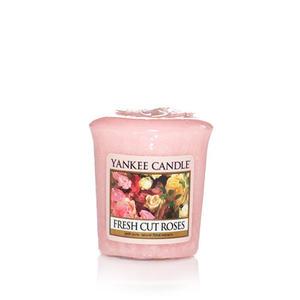 Fresh Cut Roses,  Votivljus samplers, Yankee Candle