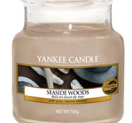 Seaside Woods,  Small Jar, Yankee Candle
