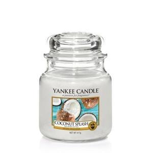 Coconut Splash, Medium Jar, Yankee Candle