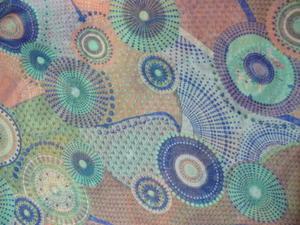 Tub Cirklar med mönster