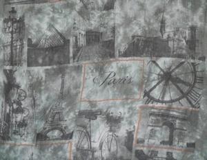 Storsjal Paris