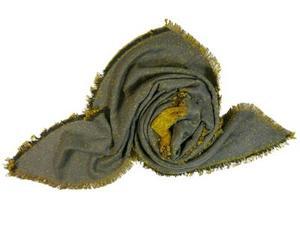 Halsduk 2-färg melerad