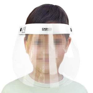 Casco skyddsvisir för barn med flip-up funktion
