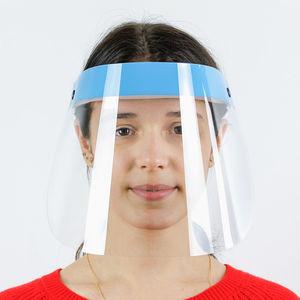 Casco skyddsvisir, face protection,  flip-up, blå