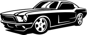 Mustang Hotrod