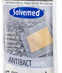 Salvemed Antibacterial Maxi Cover 5st