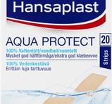 Hansaplast Aqua Protect Plåster