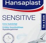 Hansaplast Sensitive Plåster