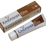 Kingfisher Tandkräm Baking Soda Mint Flour Fri 100ml