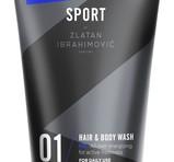 Zlatan Sport PRO Hair & Body Wash