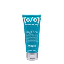 C/O Recipe For Men Refreshing Facial Scrub