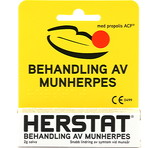 HERSTAT Munsårssalva Herpes 2g