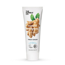 Humble Natural Toothpaste Ginger