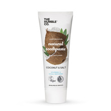 Humble Natural Toothpaste Coconut & Salt
