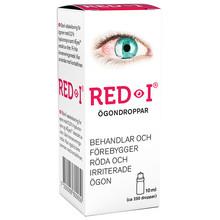 RED-I Ögondroppar 10ml
