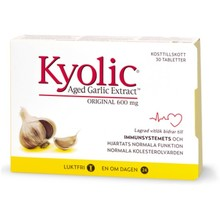 Kyolic Original 600mg 30st