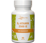 Alpha Plus D3 vitamin 2500 IE 180st
