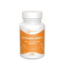 Alpha Plus D3 vitamin 3000 IE + K2 120st