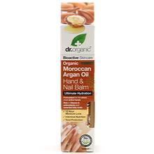 Dr Organic Moroccan Argan Oil Hand & Nail Balm 100ml