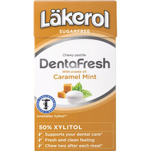 Läkerol Denta Fresh - Caramel Mint