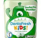 Läkerol DentaFresh Kids - Päron
