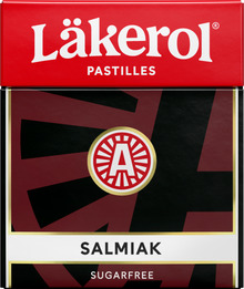 Läkerol Salmiak