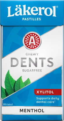 Läkerol Dents - Menthol