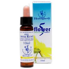 Dr Bach Five Flower Remedy 10ml