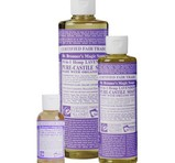 Dr. Bronner's Lavender PureCastile Liquid Soap 59ml EKO