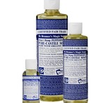 Dr. Bronner's Peppermint PureCastile Liquid Soap 473ml EKO
