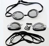 SwimCoach Optiska slipade simglasögon Helt Set 1st