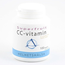 Camu Camu naturligt C-vitamin 100st