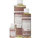 Dr. Bronner's Eucalyptus PureCastile Liquid Soap 473ml EKO