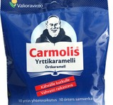 Carmolis Örtkaramell