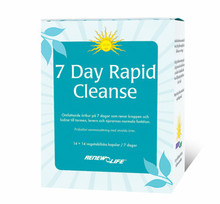 7 day Rapid Cleanse 2x14st