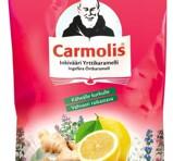 Carmolis Örtkaramell Ingefära