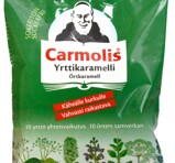 Carmolis Örtkaramell Sockerfri