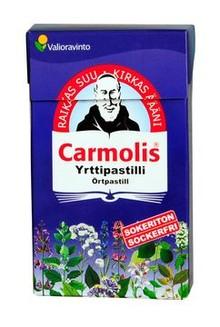 Carmolis Örtpastill