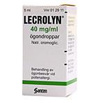 LECROLYN 40mg/ml 5ml flaska