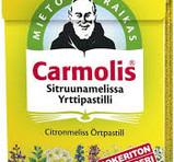 Carmolis Örtpastill Citron