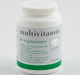 Multivitamin för vegetarianer 120st